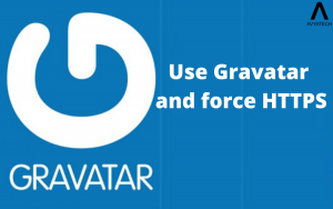 use gravatar and force HTTPS