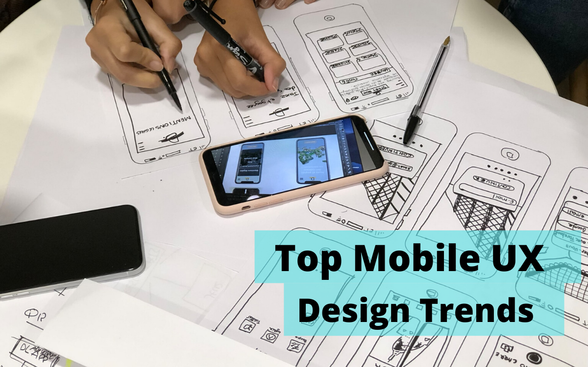 top mobile ux design trends 2020