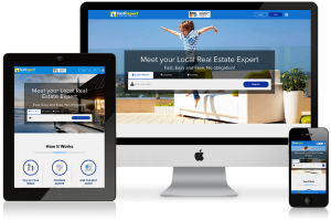 FastExpert real estate website