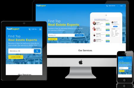 FastExpert Website Design
