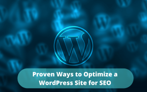 wordpress website SEO