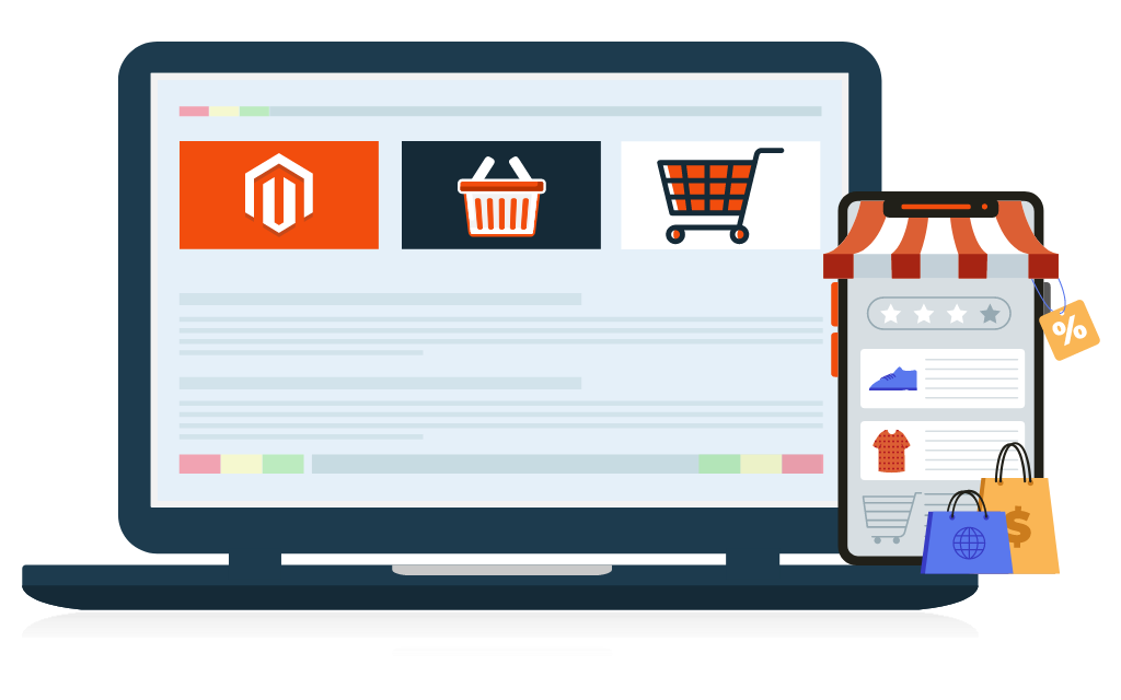 magento for mobile ecommerce