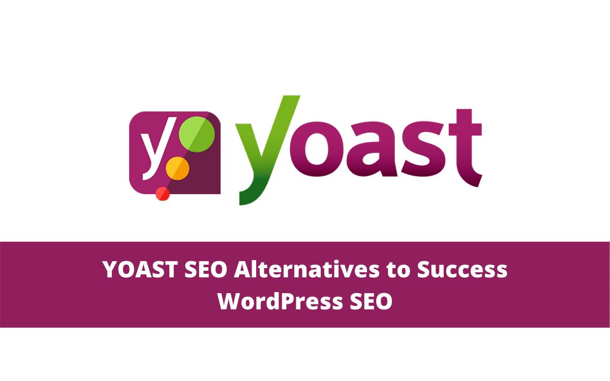 Yoast SEO alternatives to success wordpress SEO