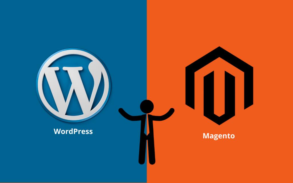 wordpress vs magento ecommerce development