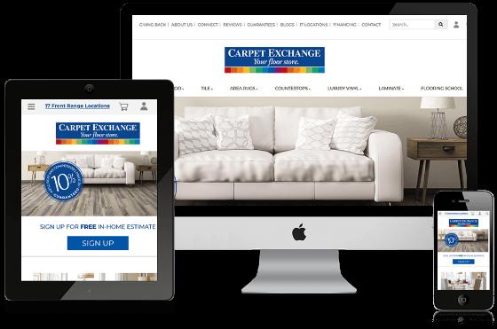 Carpet & Flooring Stores
