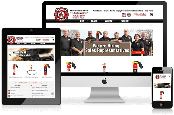 Fire Safety Online Store