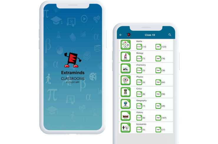 Extraminds android app