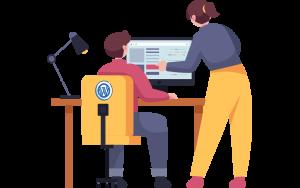 hire wordpress development company